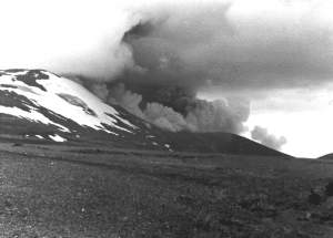 Hekla eruption