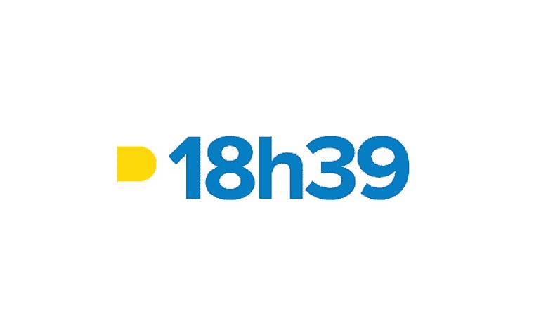 18h39 logo