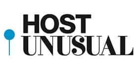 Host Unusual logo