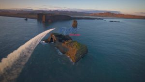 FlyOver Iceland ride advertisement